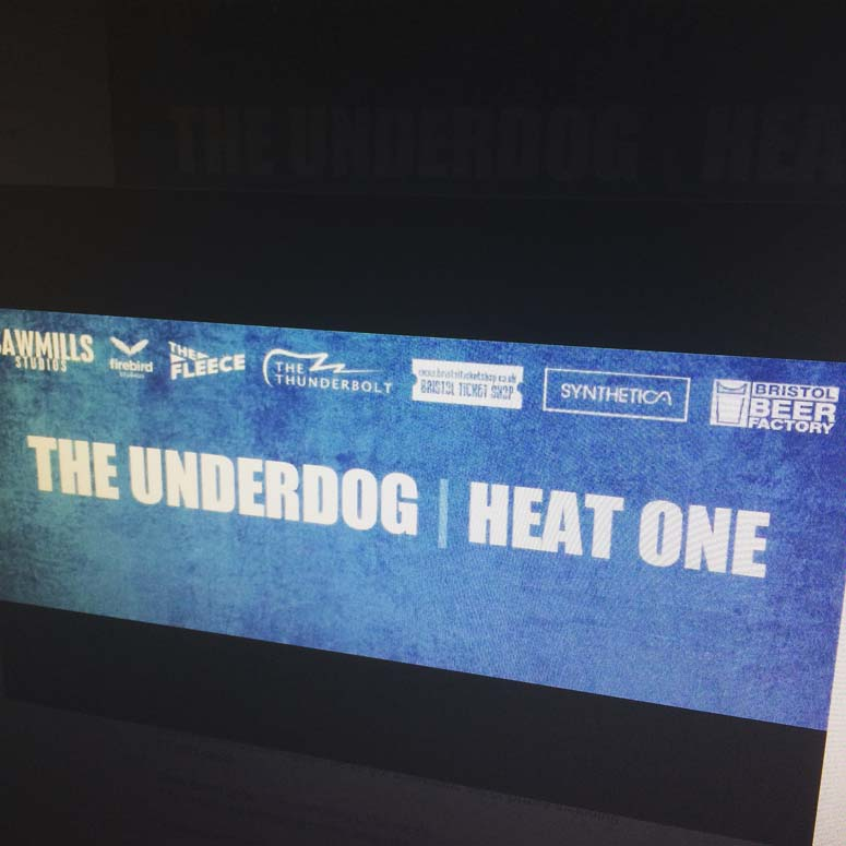 INDIVIDUAL EVENTS FOR THE UNDERDOG COMING SOON.