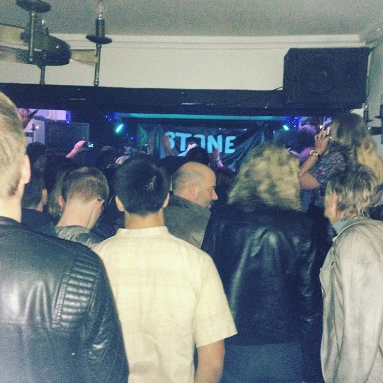 STONE COLD FICTION'S EP LAUNCH PARTY… ANOTHER SELL OUT SHOW