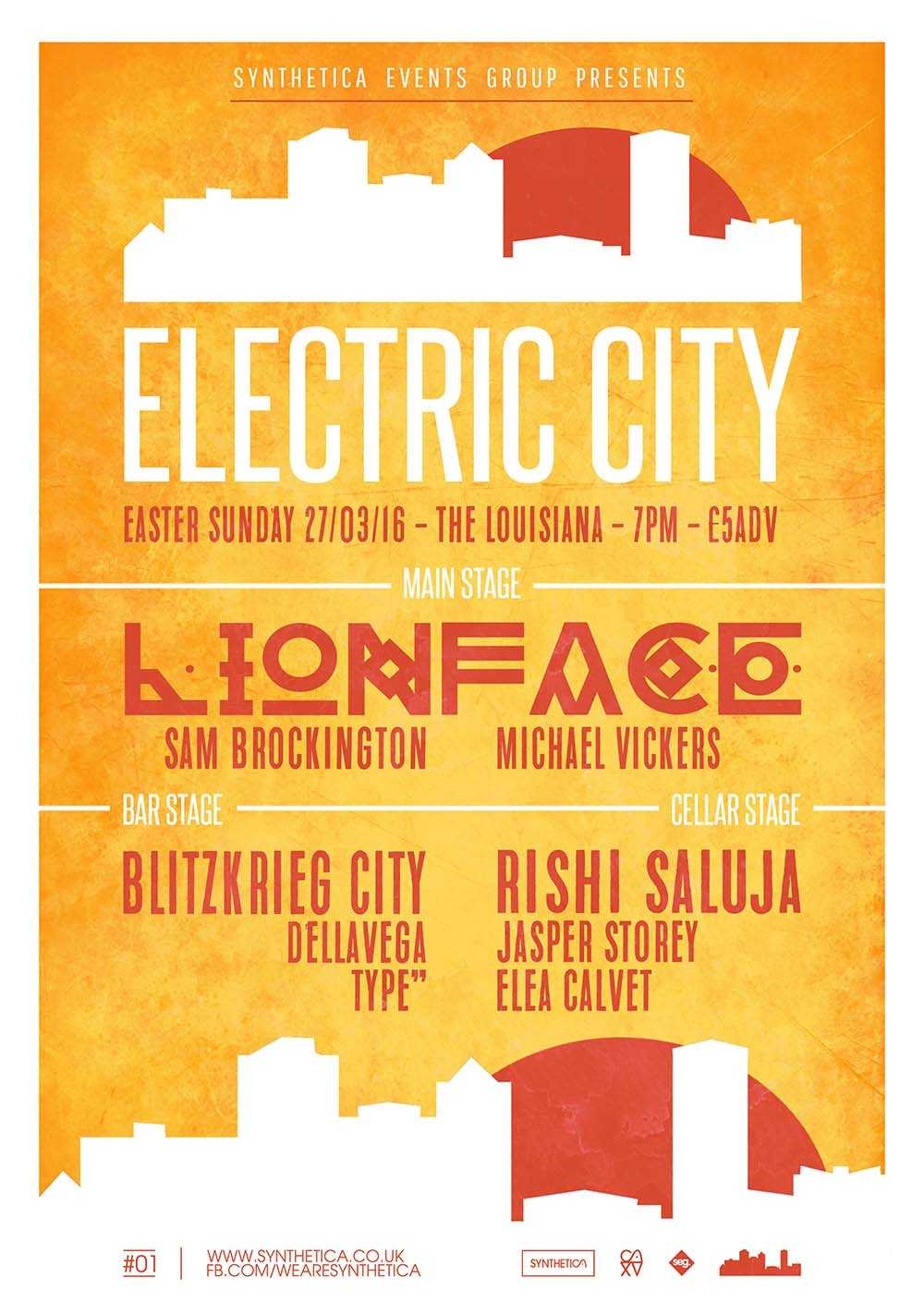 NEW SHOW ANNOUNCED: ELECTRIC CITY, THE LAUNCH!