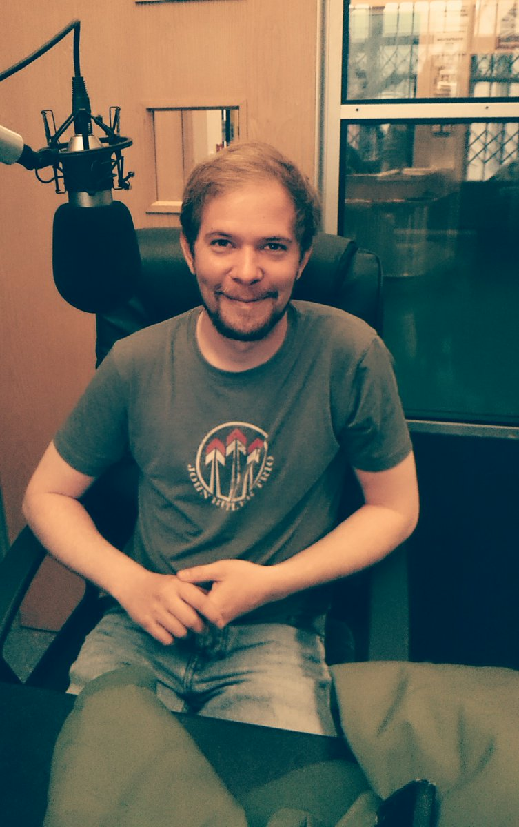 INTERVIEW WITH THE BRISTOL MUSIC SHOW.